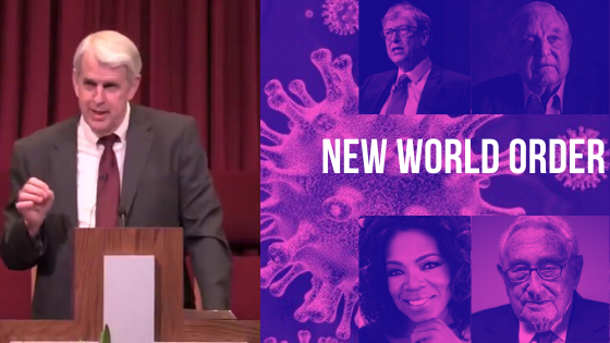 Pastor Lays Out the New World Order in sermon