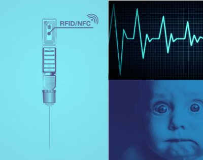 RFID Chip Tech 'Could' Be Used In Prefilled Syringes For Future COVID-19 Vaccine